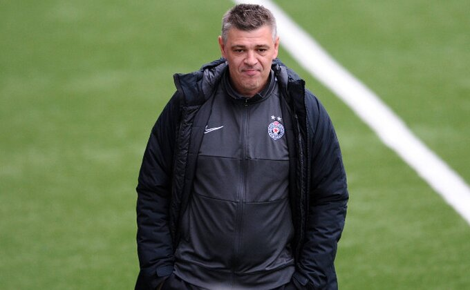 ''Grupni problem'' u Partizanu?!