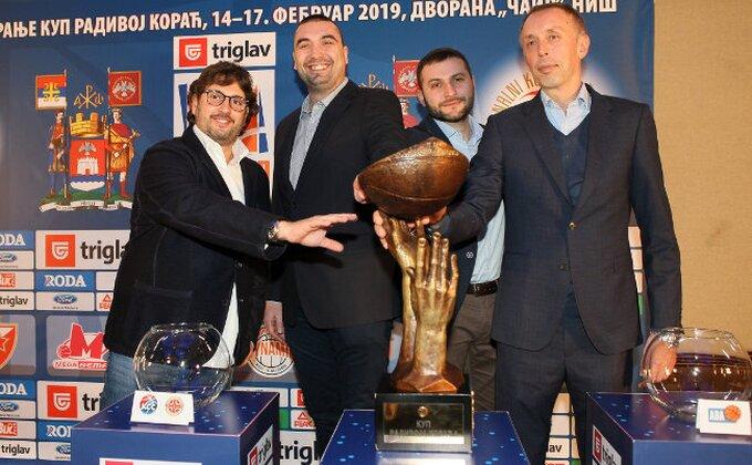 Više nema dileme, evo kad se igra finale Kupa Koraća!
