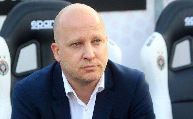 """Nikolić: """"Daleko je ovo od pravog Partizana"""""""