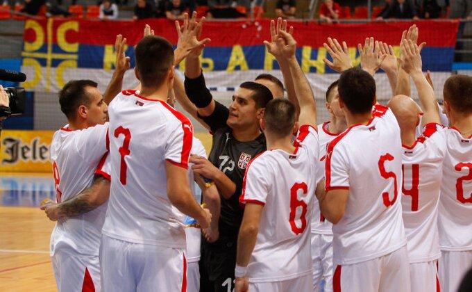 Srbija okrenula Francusku u prepunom Čairu! Baraž u džepu, protiv Španije za Svetsko prvenstvo!