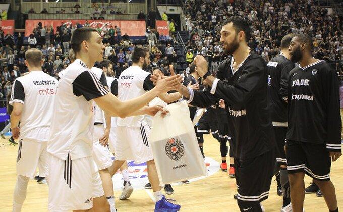Dramatičan kraj evropske sage - Partizan nije mogao bez pola tima!