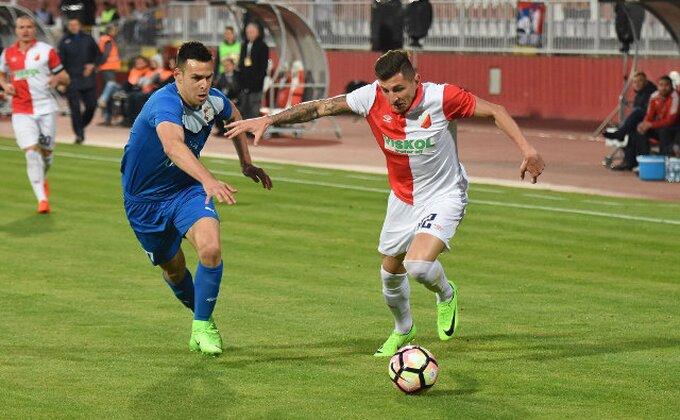Trujić u novom klubu, igraće sa Gabrijelom Toržeom