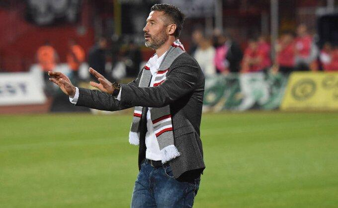 Batak odgovorio Poledici i poručio: ''Radnički najkorektnija ekipa sa kojom smo igrali''