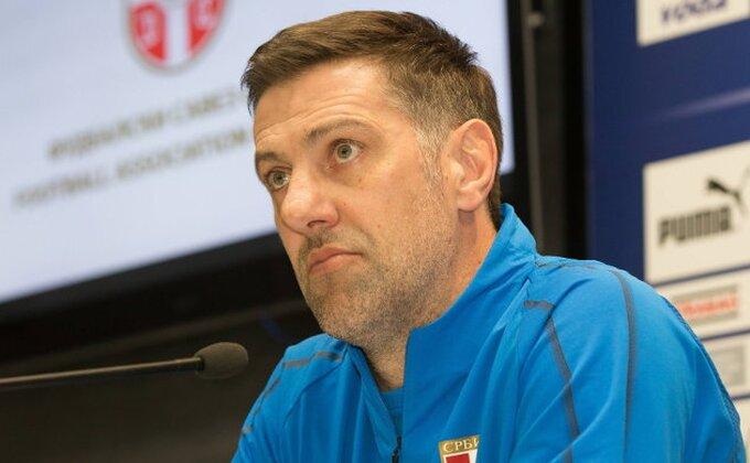 Krstajić ima ideju, evo kako će ''Orlovi'' igrati u Ukrajini!