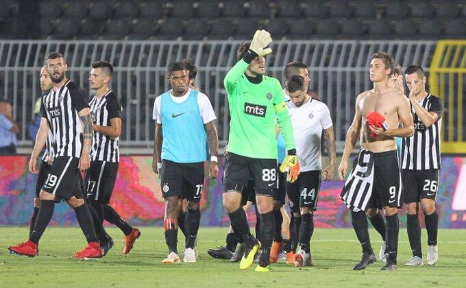 Fudbaler Partizana koji ne proslavlja golove - Neće slaviti ni ako ga postigne u sledećoj utakmici