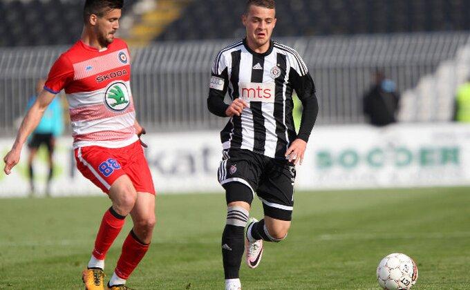 Kako odoleti milionima - Ostaje li Partizan bez Nece ''Robena''?