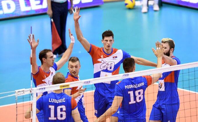 """SL - """"Orlovi"""" odbranu trofeja počeli pobedom nad SAD"""