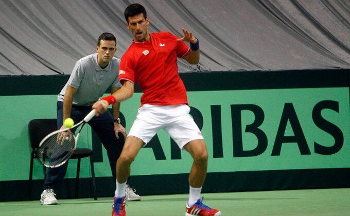 Novak se mučio, pa doneo Srbiji drugi bod!