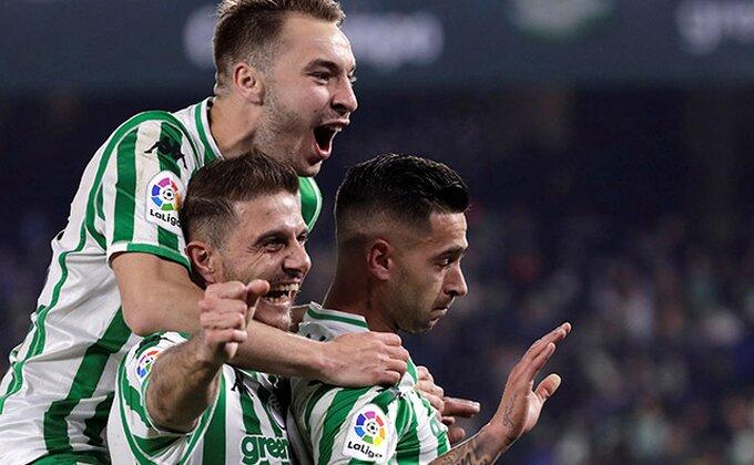 Primera - Betis slavio posle preokreta