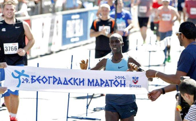 Počeo Beogradski maraton