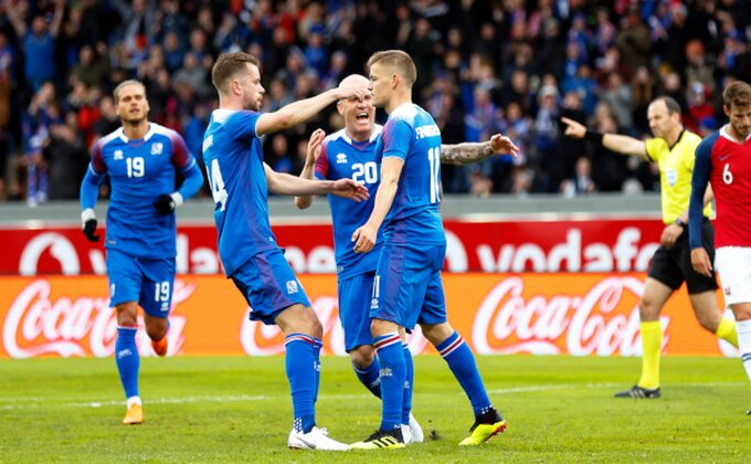 Norveška okrenula Island za pet minuta!