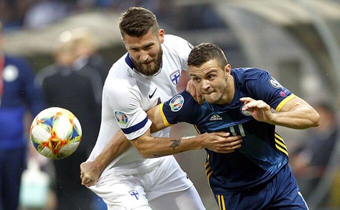 Euro 2020 (kval.) - Bosna se ne predaje, ubedljiv trijumf protiv direktnog konkurenta, velika pobeda Danske!