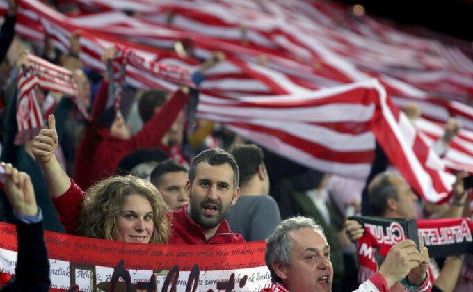 Nikad gori Bilbao nastavio da tone