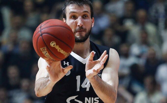 Birčević odlazi iz Partizana, ali ostaje u ABA ligi!