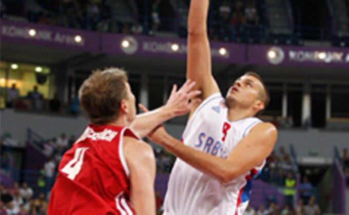 Da veče bude kompletno - Košarkaši razbili Ruse!