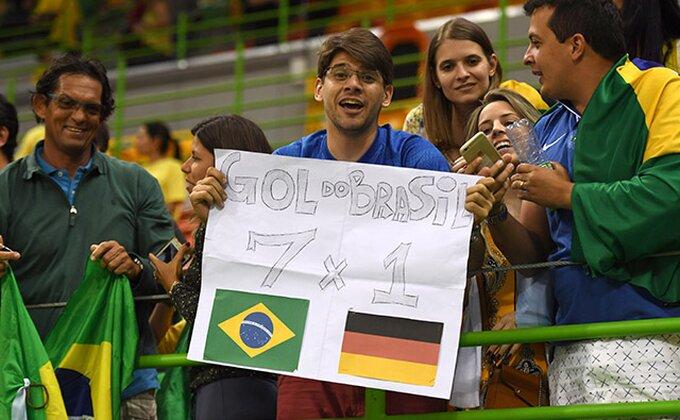 Fudbalski praznik u Berlinu - Brazil i Nemačka zakazali prijateljski meč