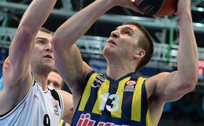 EL - Bogdan i Bjelica vodili Fener do pobede, Real lako sa Atinjanima!