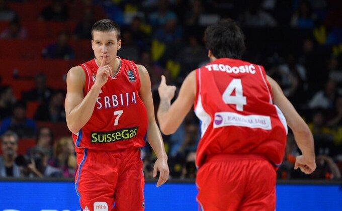 Sjajna uvertira za kvalifikacije, Srbija u burnom meču pobedila ''Trikolore''!!