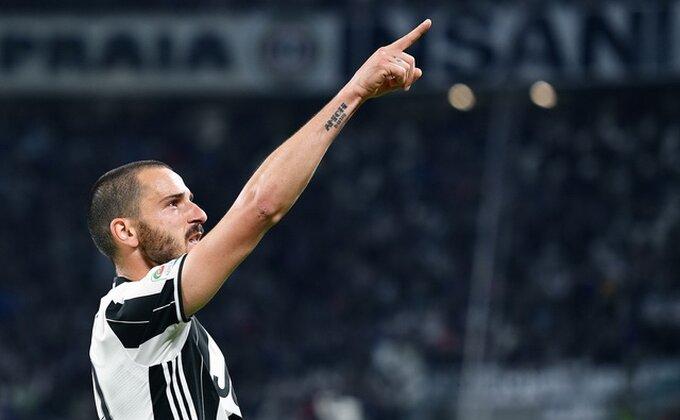 """Nekad gledao utakmice sa """"kurve"""", Bonući sad razbesneo navijače Juventusa!"""