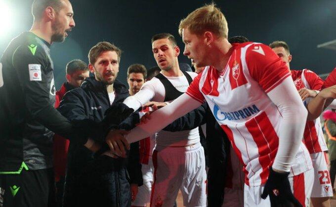 """Zvezdin defanzivac nema dilemu: """"Slavićemo titulu sa navijačima!"""""""