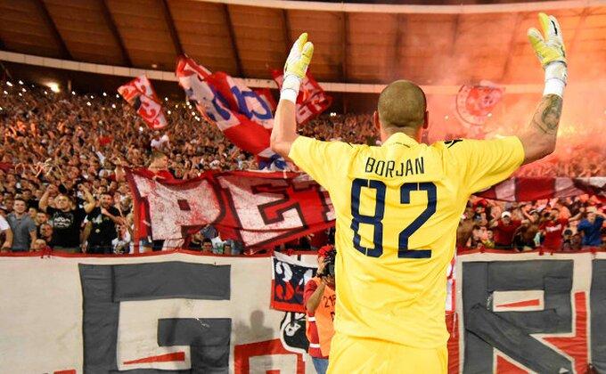 """Borjan: """"Pokazali smo ko je Crvena zvezda"""""""