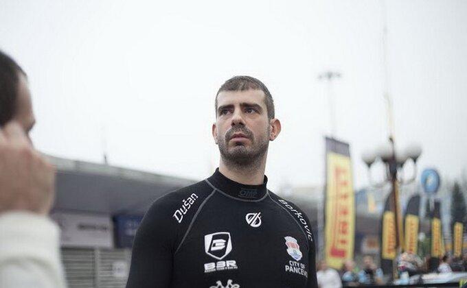 Loš dan za Borkovića u Belgiji