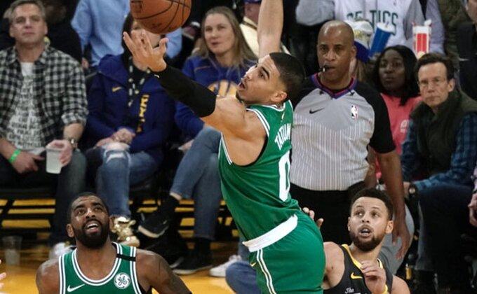 NBA, plej-of: Sjajni Seltiksi odmah napravili ''brejk''!