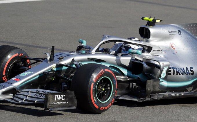 F1 - Botasu pol pozicija u Silverstonu