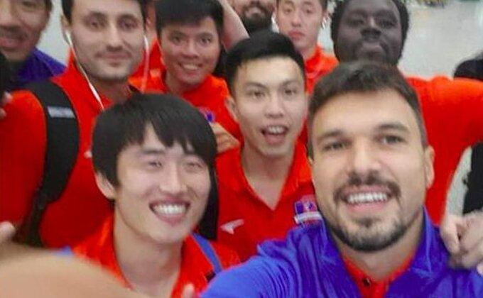 Božinov predstavio novu frizuru i pohvalio se najnovijim golom u Kini