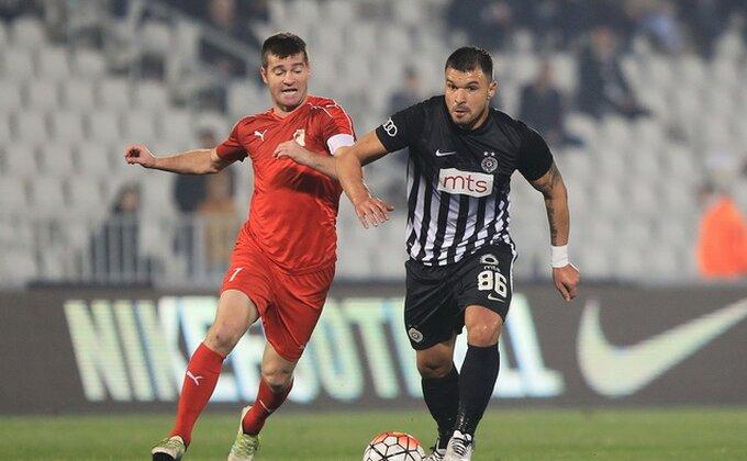 Božinov rešio dileme oko penala, izvinio se ''Grobarima'', a onda je počeo o Saši Iliću...