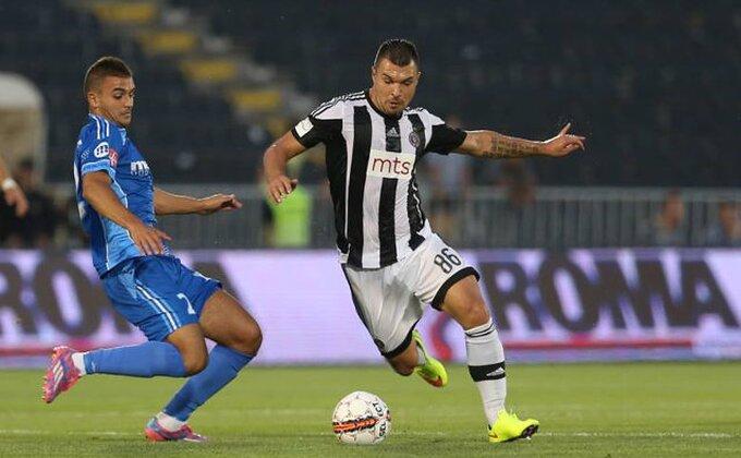 Koliko će promašaj Božinova koštati Partizan?