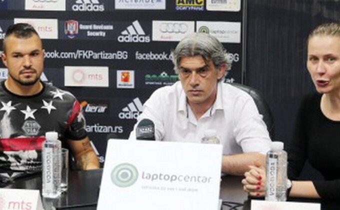 Srce mu je reklo: ''Valerij, potpiši za Partizan!''