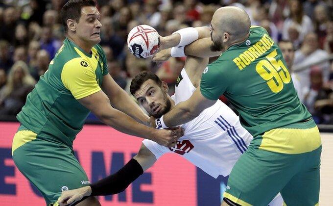 Brazilci u narednom krugu, Srbija ispada!