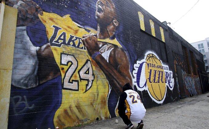 Kobi je ovo zaslužio, NBA odaje veliku počast legendi na Ol-staru!