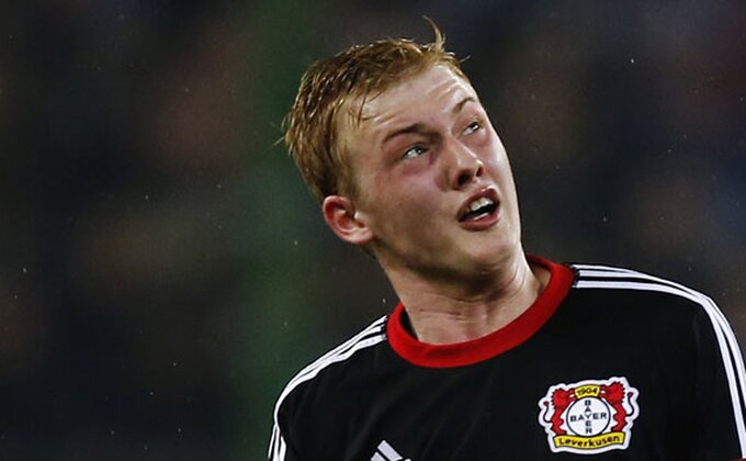 Julijan Brant - Nova nada nemačkog fudbala?
