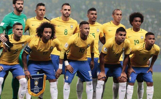 Sjajni Brazilac objedinio nagrade!