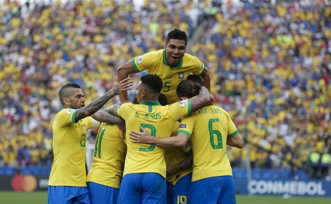 Ključa u finalu Kopa Amerika, tri gola u prvom poluvremenu!