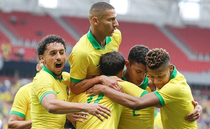 Brazilci nemilosrdni prema Hondurasu