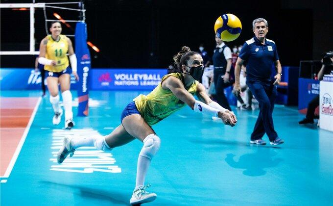 Repriza u Ligi nacija - Brazil na SAD