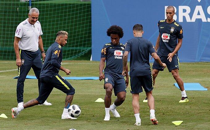"""Da li je selektor Brazila i javno """"pogurao"""" Nejmarov transfer?"""