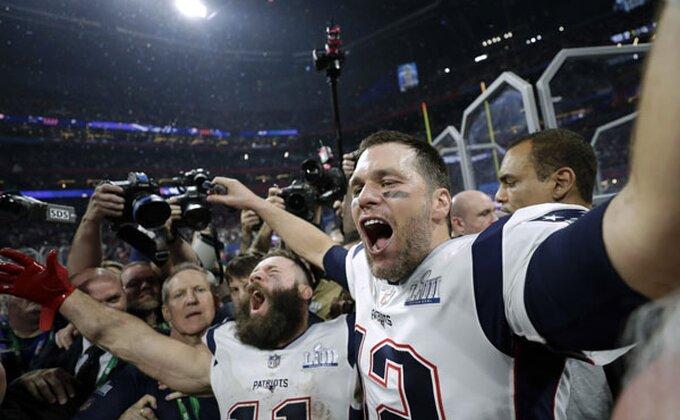 NFL - Legendarni Tom Brejdi dobio naslednika u Petriotsima!