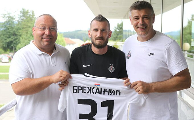 """Brežančić igrao pod virusom: """"Ovako treba da igramo svaku"""""""