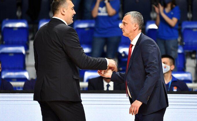 """Milojević: """"Pobeđuje ekipa koja bolje podnese pritisak"""""""
