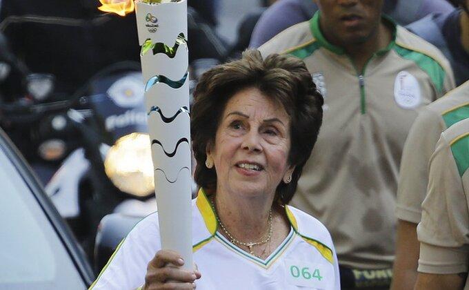 """MOK: """"Tužan dan za sport, Brazil i svet su izgubili pravu tenisku legendu"""""""