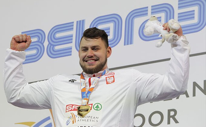 Poljak Bukovjecki osvojio zlato u bacanju kugle