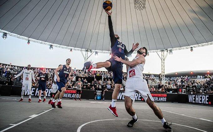 SP 3x3 - Basketaši Srbije u polufinalu, sjajni Bulut!