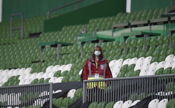 Ponovo bez navijača na stadionima Bundeslige