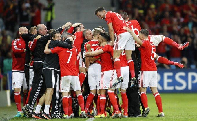 ISTORIJA, Vels preskočio i Belgiju, poznato prvo polufinale!