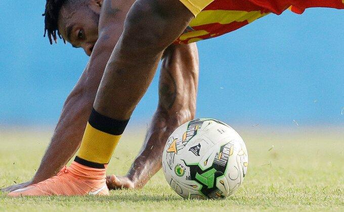 KAN - Samo Gana dala gol i to iz penala...