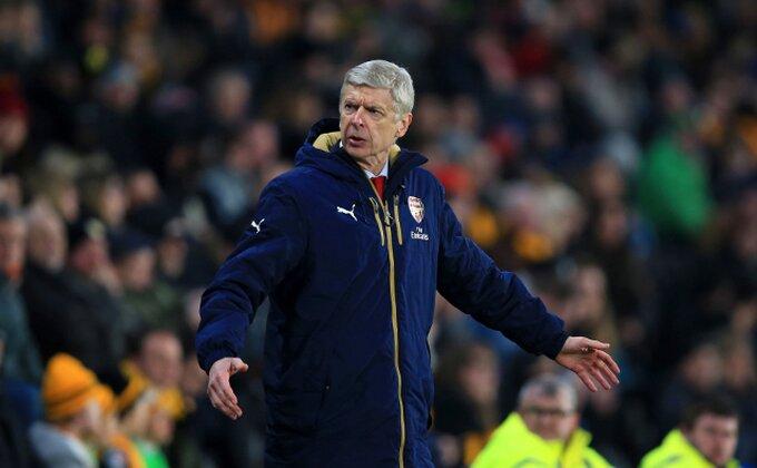 Venger tipuje - Vilok je buduća zvezda Arsenala